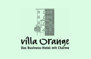 Logo Villa Orange grün