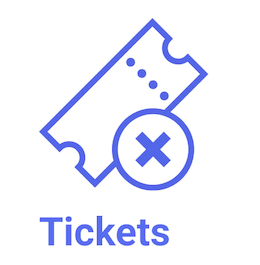 Ticket Logo klein